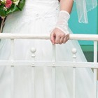 Продам шикарное свадебное платье цвета айвори 42-46 р.