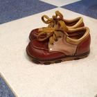 Ортопедические кожаные туфли 14-15см. Таши-Орто