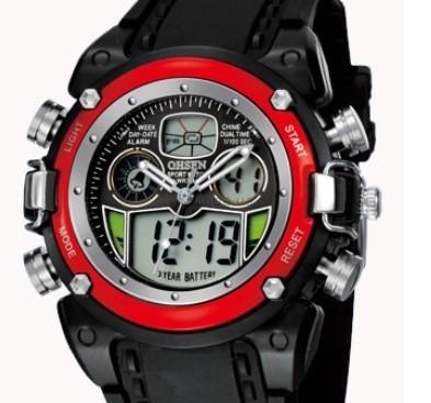 Стильные мужские часы OHSEN