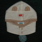 Новый уютный шлемик-шапочка для малыша