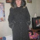 Зимнее пальто на синтапоне размер 50
