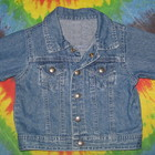 Джинсовая куртка George. 6-9мес.