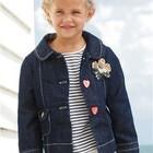джинсовая куртка некст 2-3 года и 4-5 лет