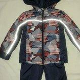 Демисезонные комбинезоны и курточки ESTO малыш