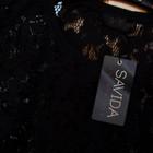 СНИЗИЛА ЦЕНУ Шикарная черная кофта гипюровая, необычная. Супер модная, классная, красивая