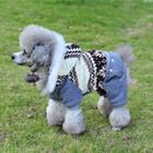 САМЫЕ КОМФОРТНЫЕ комбинезоны для собачек Одежда для собак
