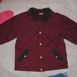 куртка стеганная джимбори 2-3 года