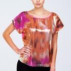 PRODANO Яркая розовая нарядная блузка- кофта в пайетках H&M. Шикарная. Супер вещь