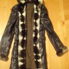 Куртка з лайки і рекса