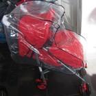 Продам дождевик для коляски универсальный. Дождевик подходит на любую коляску, а так-же на 3-х колес