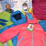 Куртки, штаны,комбинезон термо, лыжные, для мальчиков и девочек . Германия. Новые.