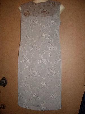 красивое платье-футляр, размер 40-42 Обмен