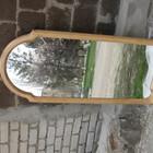 Зеркала в деревянной рамке