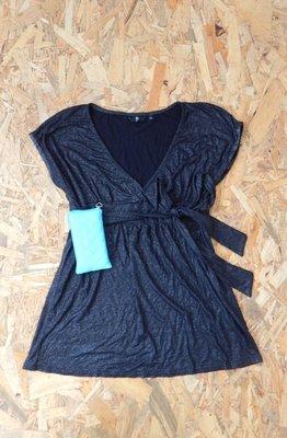 кофта кофточка туника футболка майка, размер S-M блуза блузка