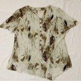 кофта кофточка туника футболка майка, размер 48-50 XL блуза блузка