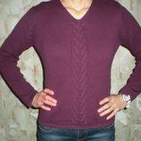 Пуловер 100% Cotton Bomull р. М. состояние хорошее ,