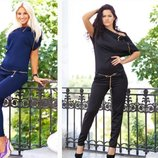 Стильный женский комбинезон S/M/L. Ромпер, штаны, джинсы, комбез, брюки