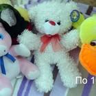 мякі іграшки на продаж або обмін