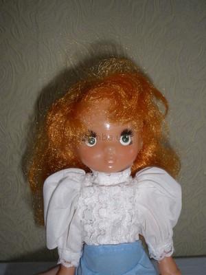 Кукла 80х годов новая