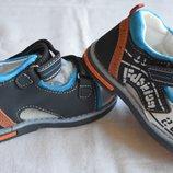 Кожаные сандалии для мальчиков 24-37 р от 200 грн