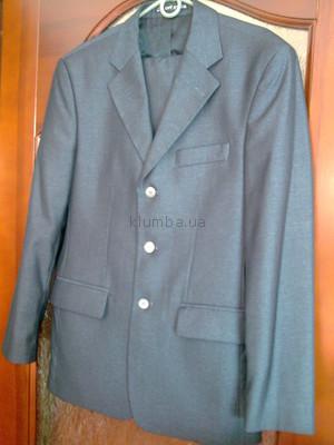 Костюм -двойка мужской пиджак и брюки