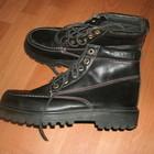 Ботинки новые кожа Dockland система Thinsulate 26 см