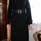 Пальто весенне - осеннее кашемировое