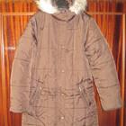 Демисезонное пальто на девочку 8-9 лет рост-140 см