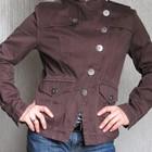 стильный жакет куртка пиджак tu-chuzy. разм.12 М