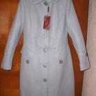 Пальто на утеплителе Тм «NUI VERY», модель Миранда