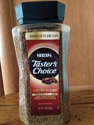 Растворимый кофе Nescafe Tasters choice 397гг из Америки