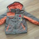 Модная куртка на мальчика рост 92-98