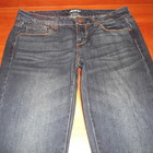 джинсы темно - синие из Америки