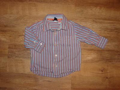 Рубашки с длинным и коротким рукавом на 1-2 года