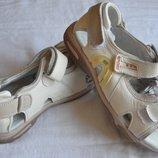 Кожаные сандалии для мальчиков 24-37р от 200 грн