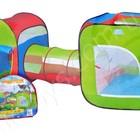 Палатка с туннелем для детей A999-120 в наличии