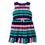 Летнее платье от Gymboree на 5 лет и 6 лет Цена снижена