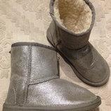 Сапоги ботинки Угги UGG детские для девочки р.34