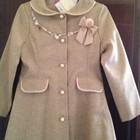 Пальто для девочки ENFANT 4-6лет