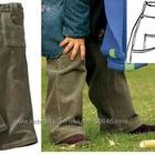 брюки вельветовый для девочки ТМ Neckermann