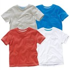 4 футболки некст 4-5 лет