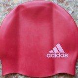 Шапочка для плавания детская Adidas Silcap Logo Y E44341 красная
