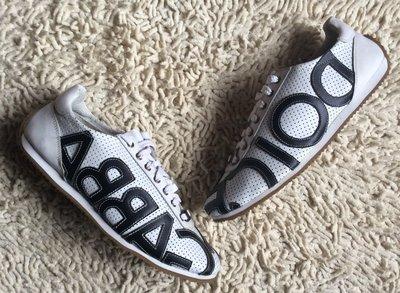 мужские кожаные летние кроссовки Dolce   Gabbana в наличии  1200 грн ... 518103adbd2