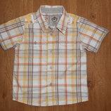 Летние рубашки для мальчика 1-4года