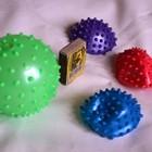 Мячи мячики массажные ёжик для деток и мам