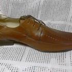Туфли мужские летние натур. кожа 44, 45 р. Украина Каман