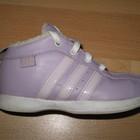 Детские утепленные ботиночки кроссовки ADIDAS. Оригинал