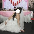 свадебное платье вам останеться купить только фату