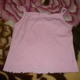 Майки и футболки летние для девочки 7-10 лет