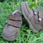 Классные туфли Elefanten на мальчика 21р